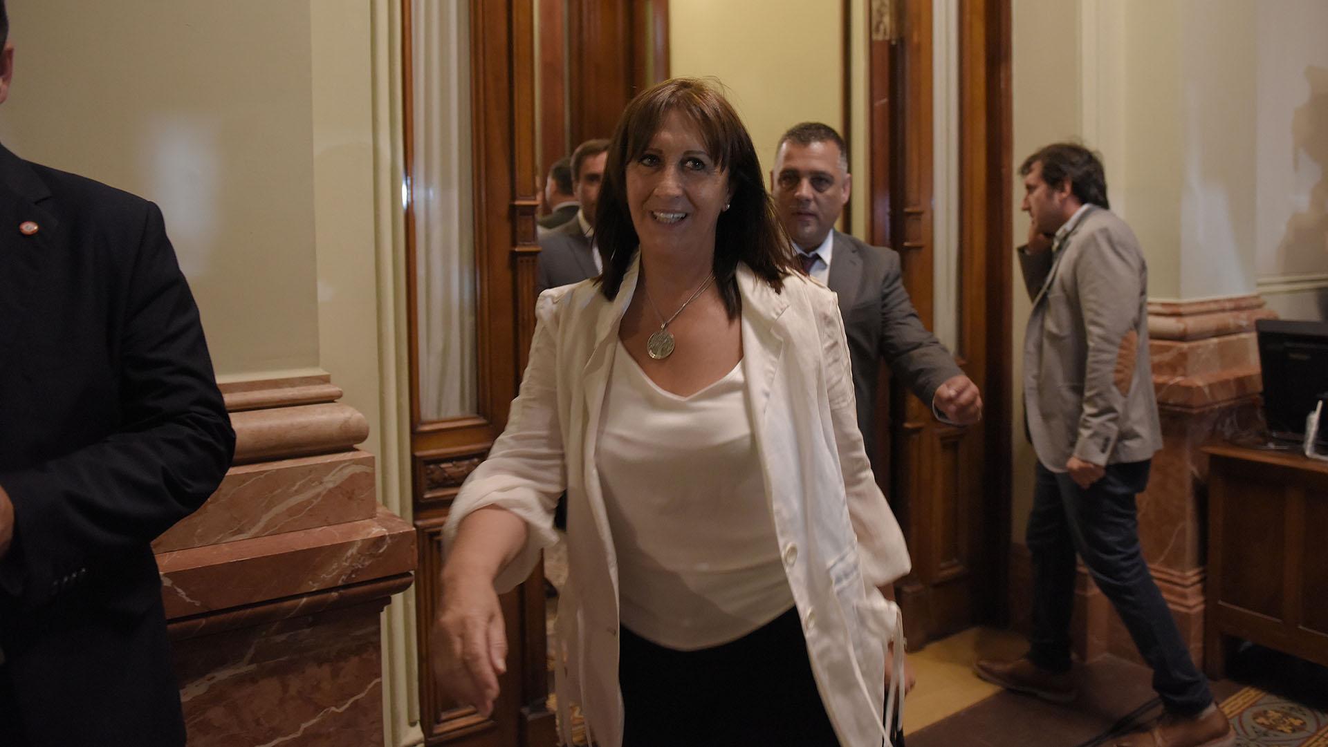 La diputada nacional por la provincia de Buenos Aires, Mirta Tundis (Frente Renovador)
