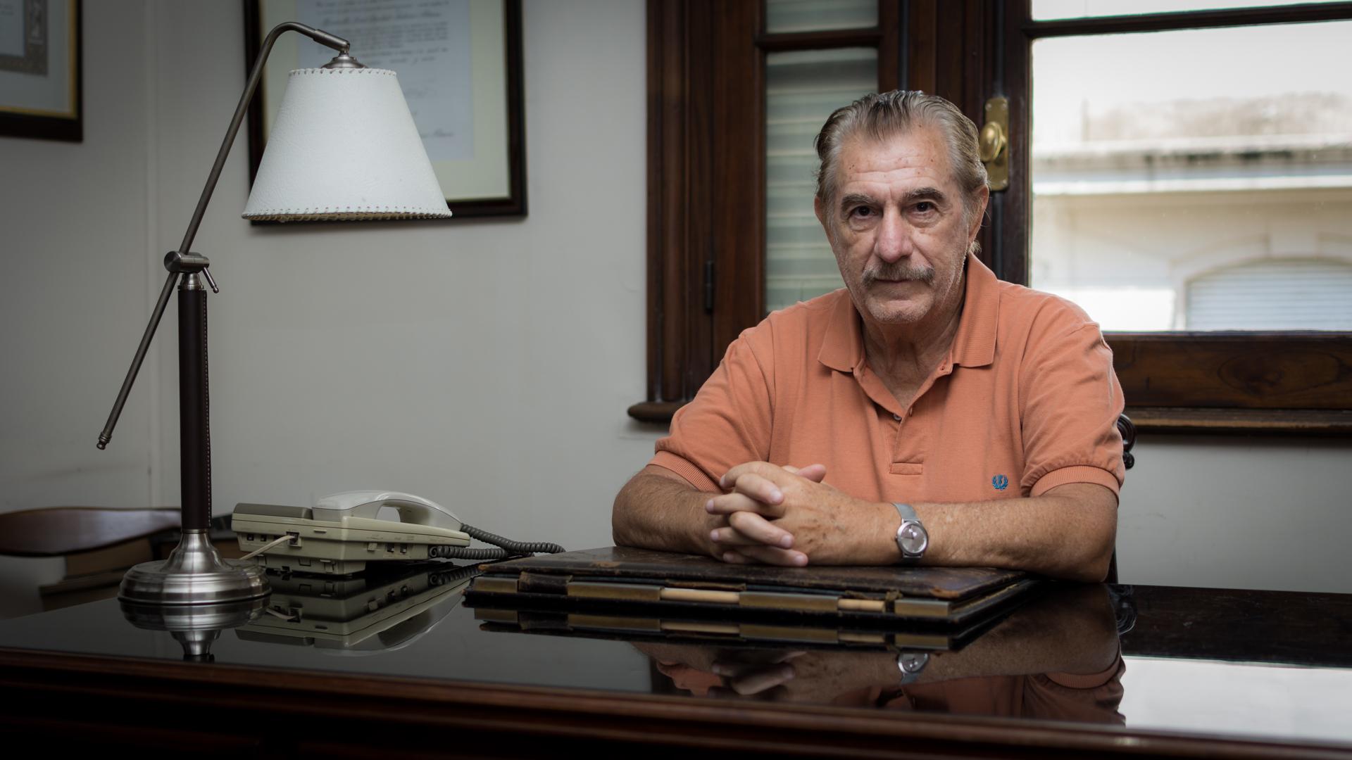 Federico Storani, blanco de las críticas de Morales (Martín Rosenzveig)