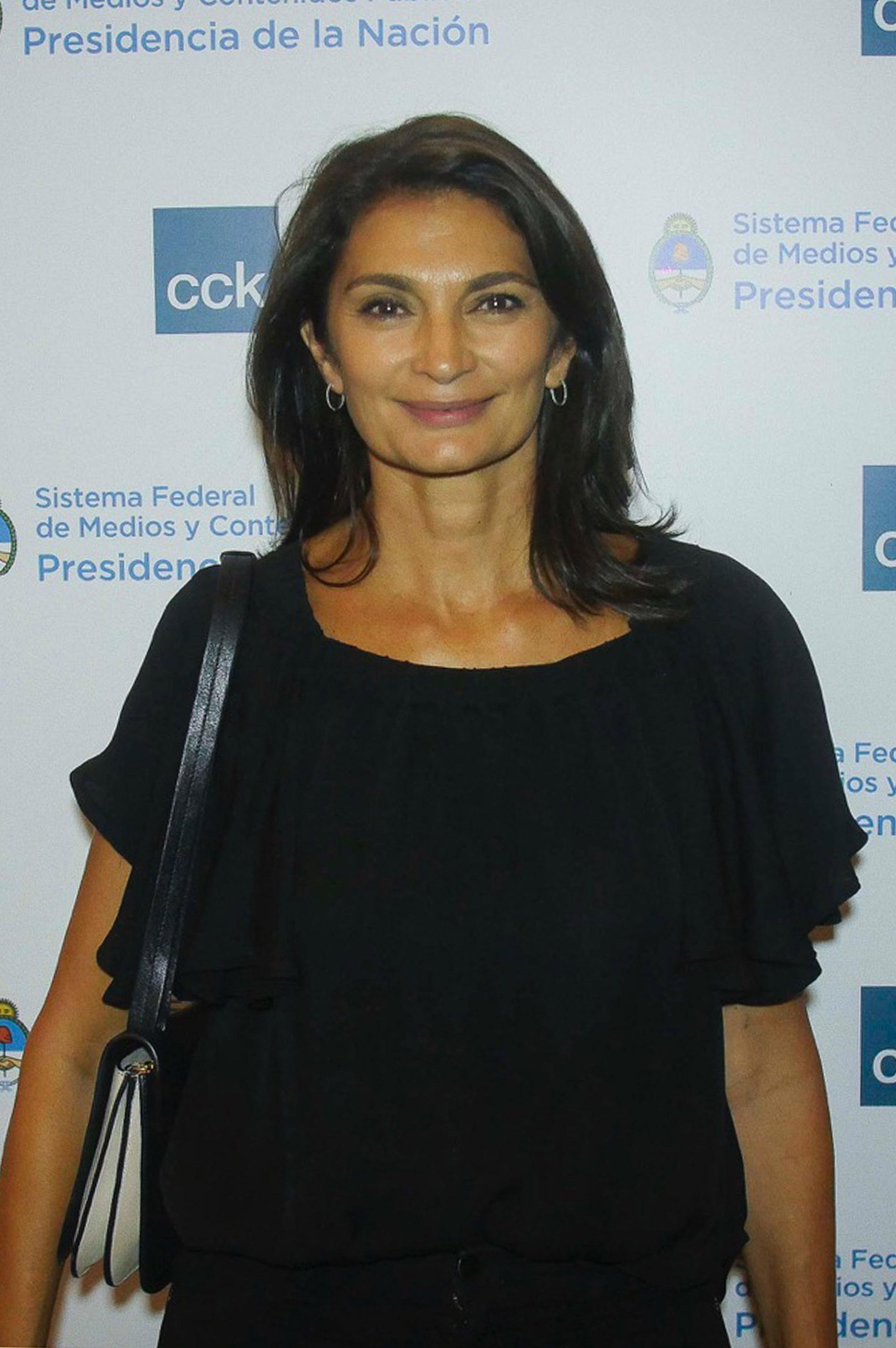Mariana Arias, periodista y conductora
