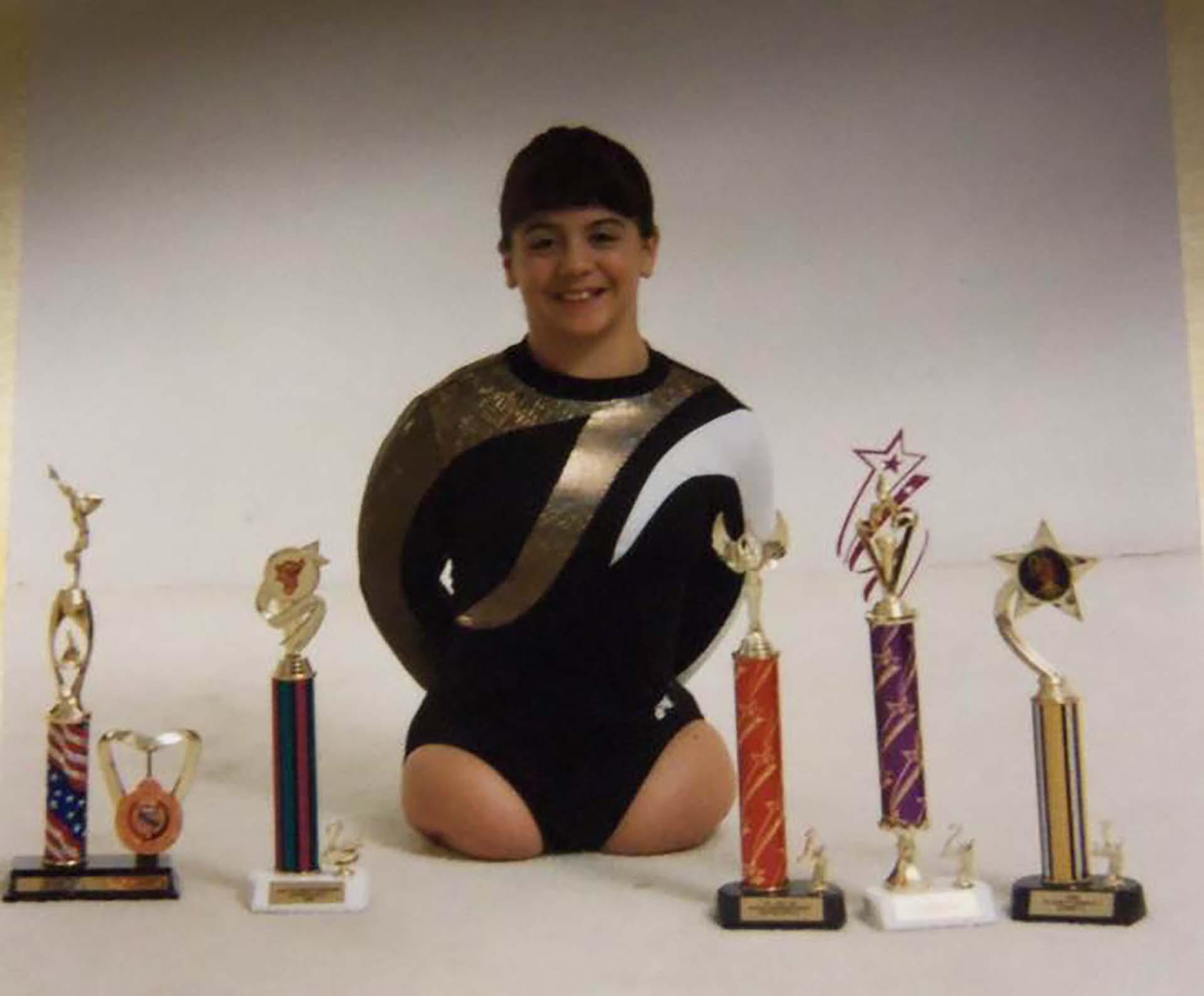 Actriz Porno Por Sin Piernas la historia de la exitosa gimnasta sin piernas que descubrió