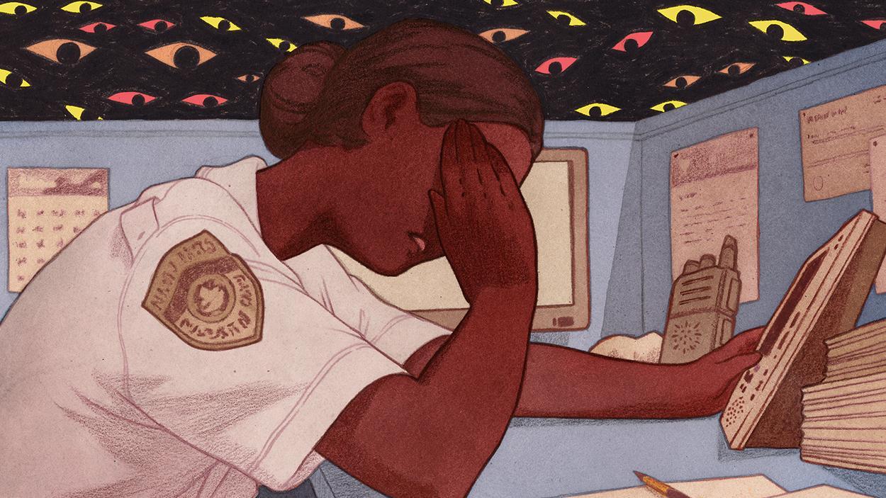 Carceles Porn los horrores que enfrenté como funcionaria de prisiones