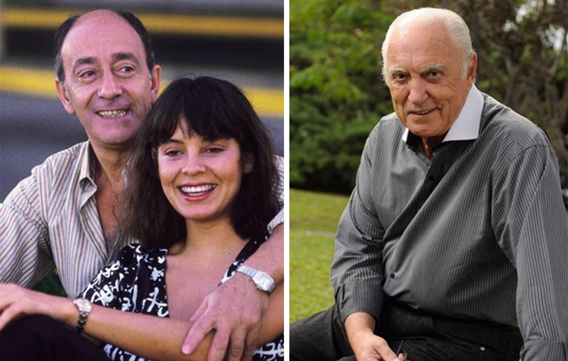 Triángulo amoroso: Olmedo, Herrera y Cacho Fontana