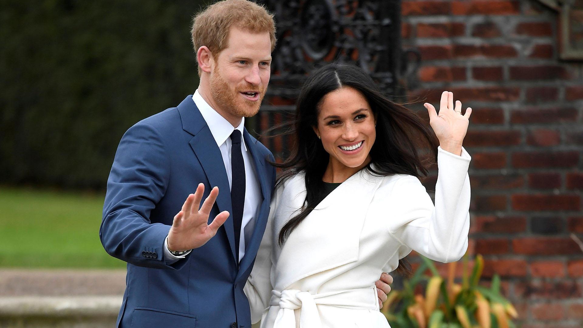 Con un comunicado oficial el palacio confirmó el enlace será el 19 de mayo en la capilla de San Jorge del histórico Castillo de Windsor, en las afueras de Londres, el a las 12 GTM.