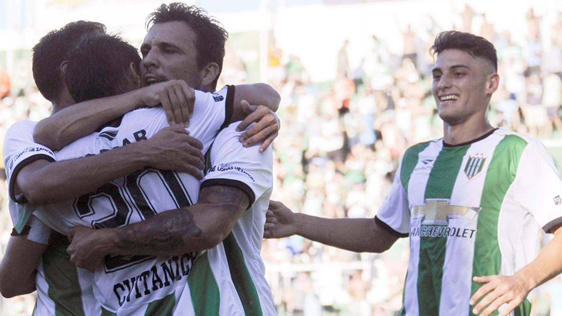 Banfield recibe a Olimpo