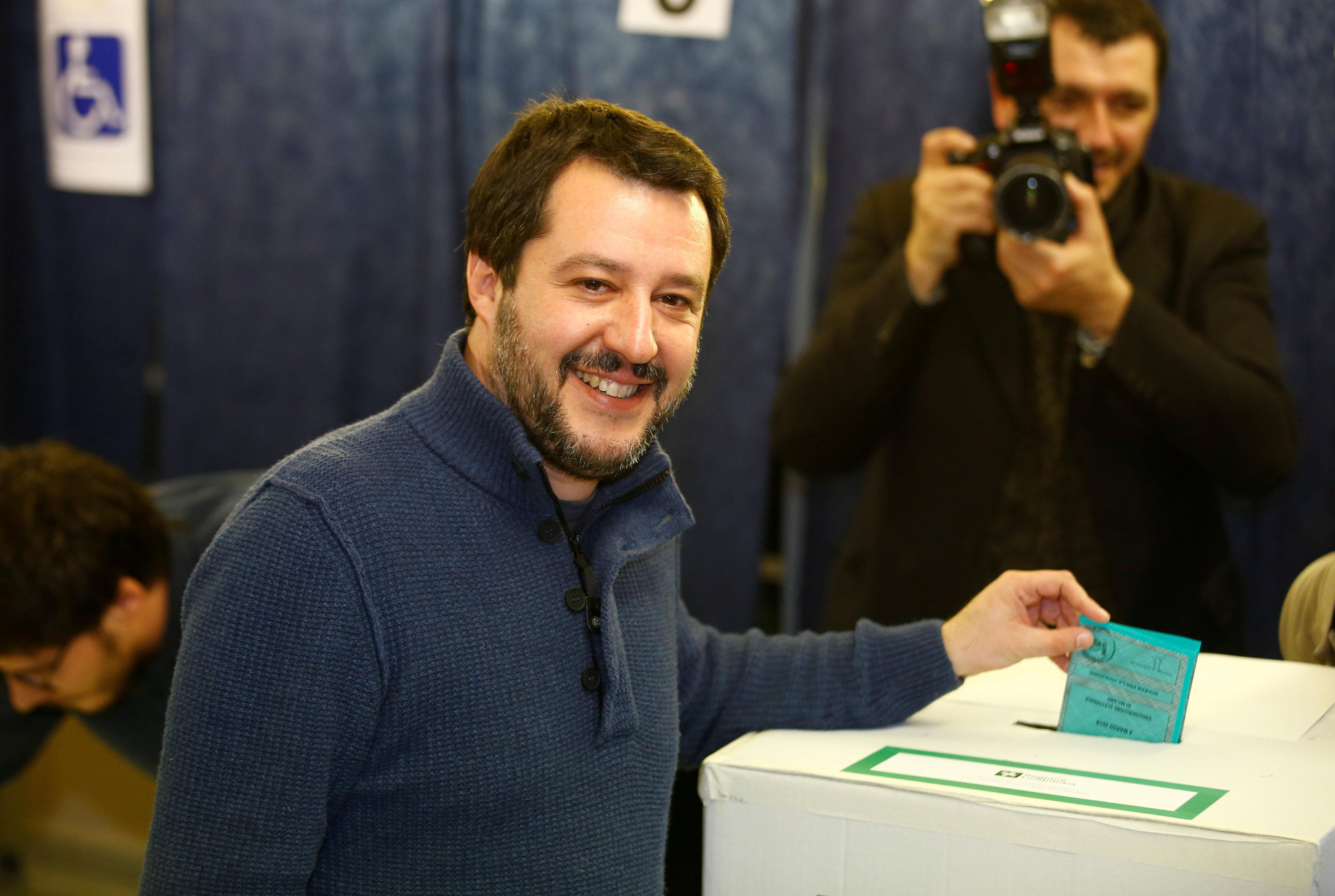 (REUTERS/Stefano Rellandini)