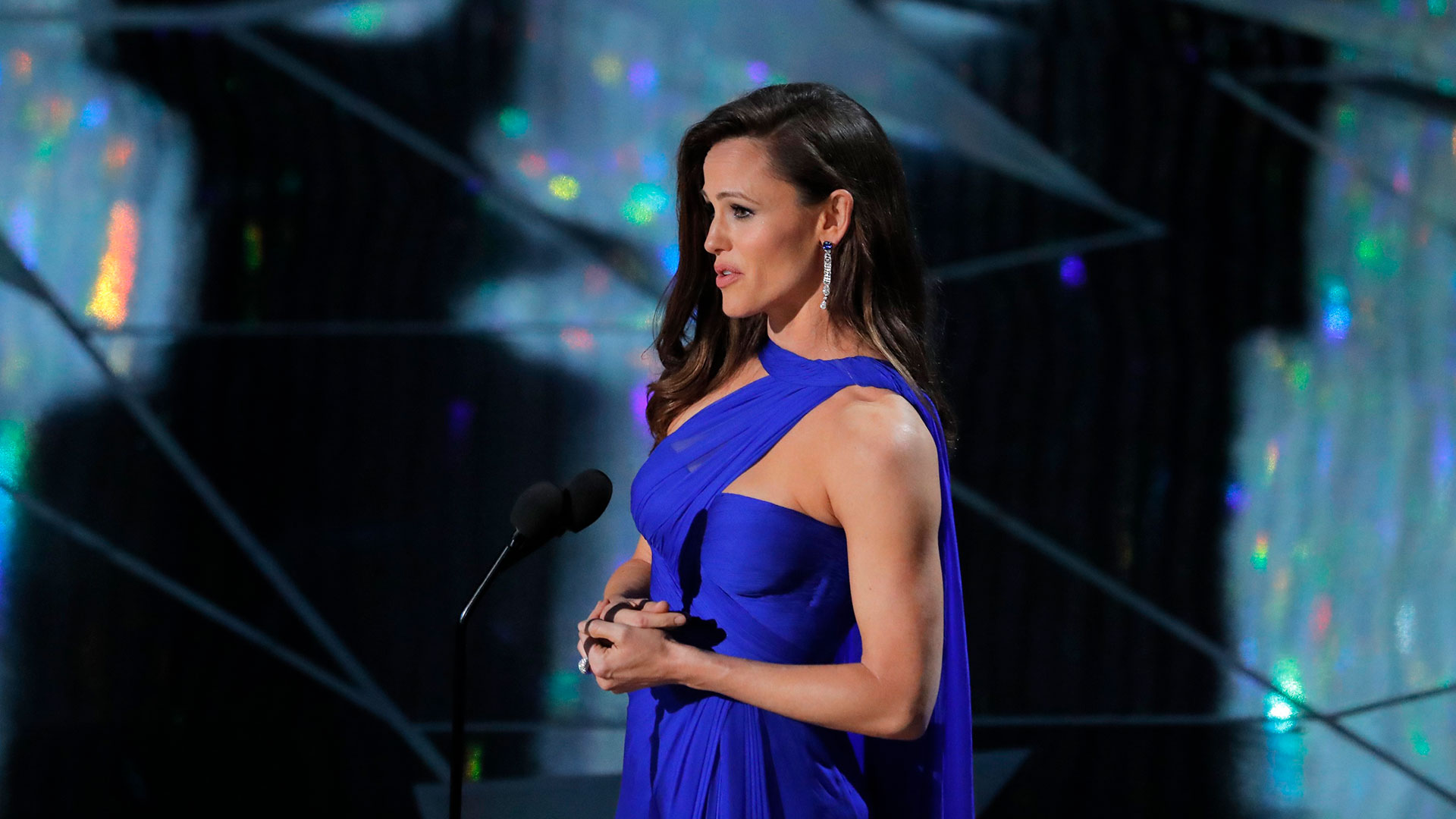 Jennifer Garner presentó el emotivo video de los integrantes de la industria cinematográfica que murieron en los últimos meses