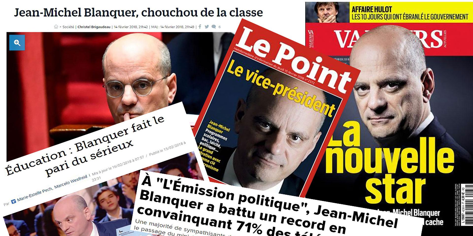 En Francia, el ministro Blanquer causó gran impacto al exponer su programa educativo