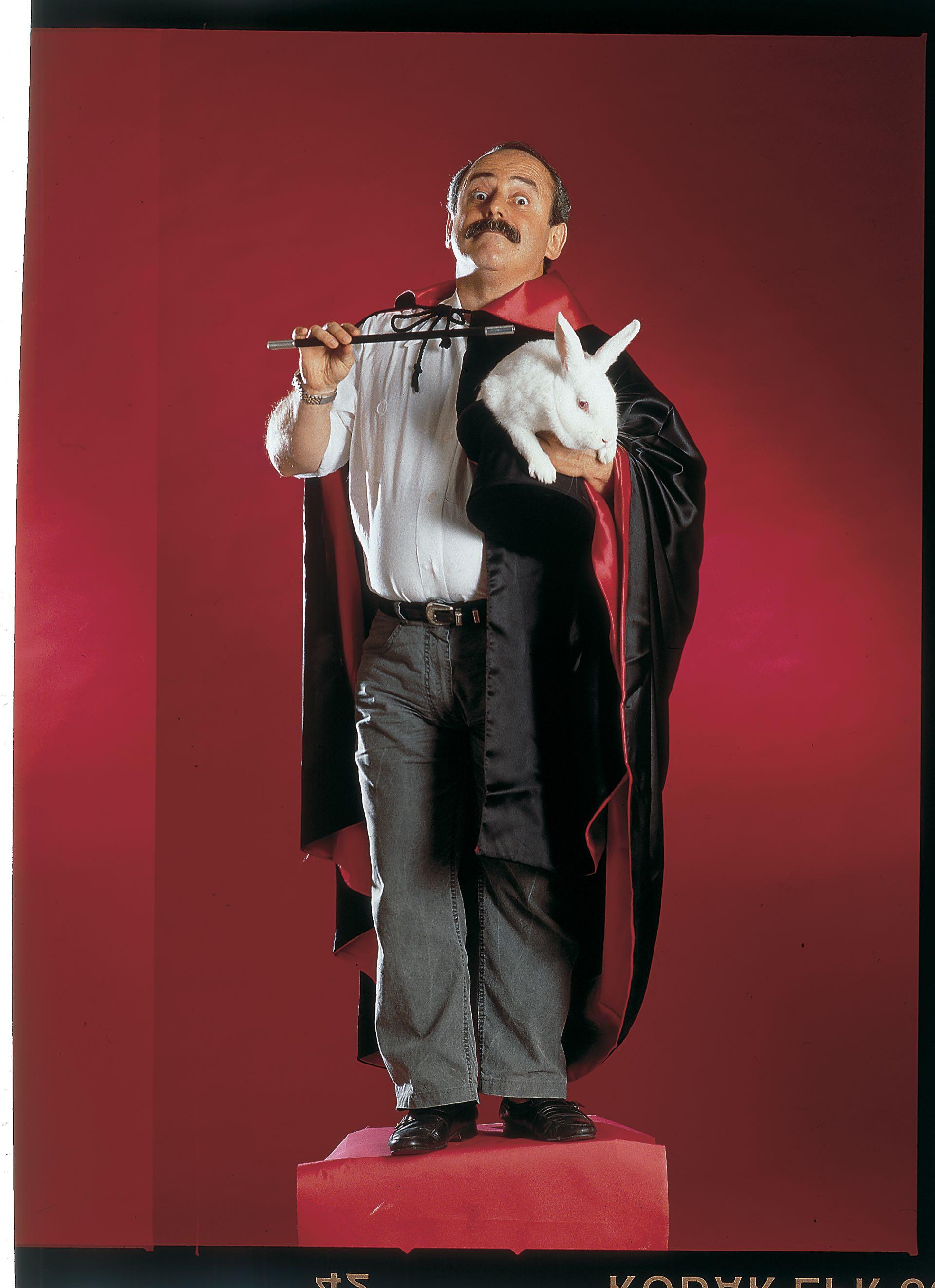 Un mago en cada cosa que hizo, (Foto Archivo GENTE)