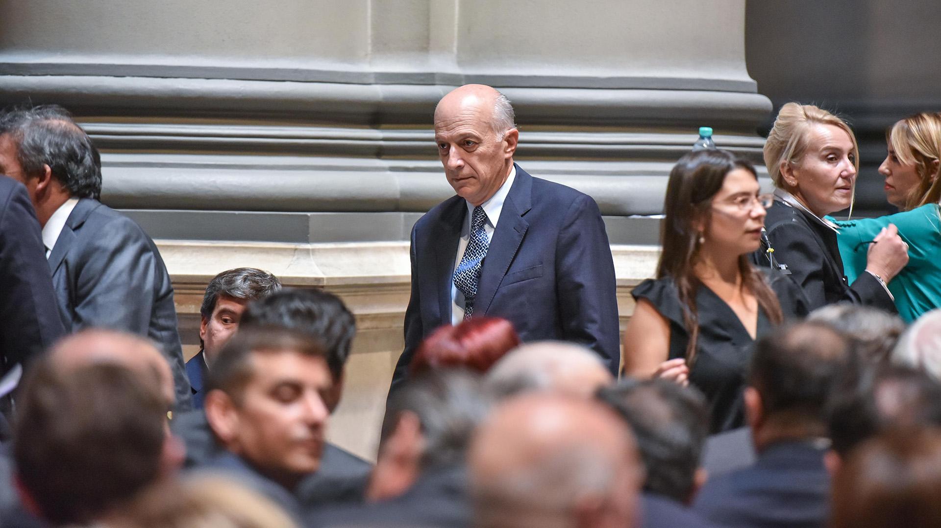 El procurador general de la Nación, Eduardo Casal