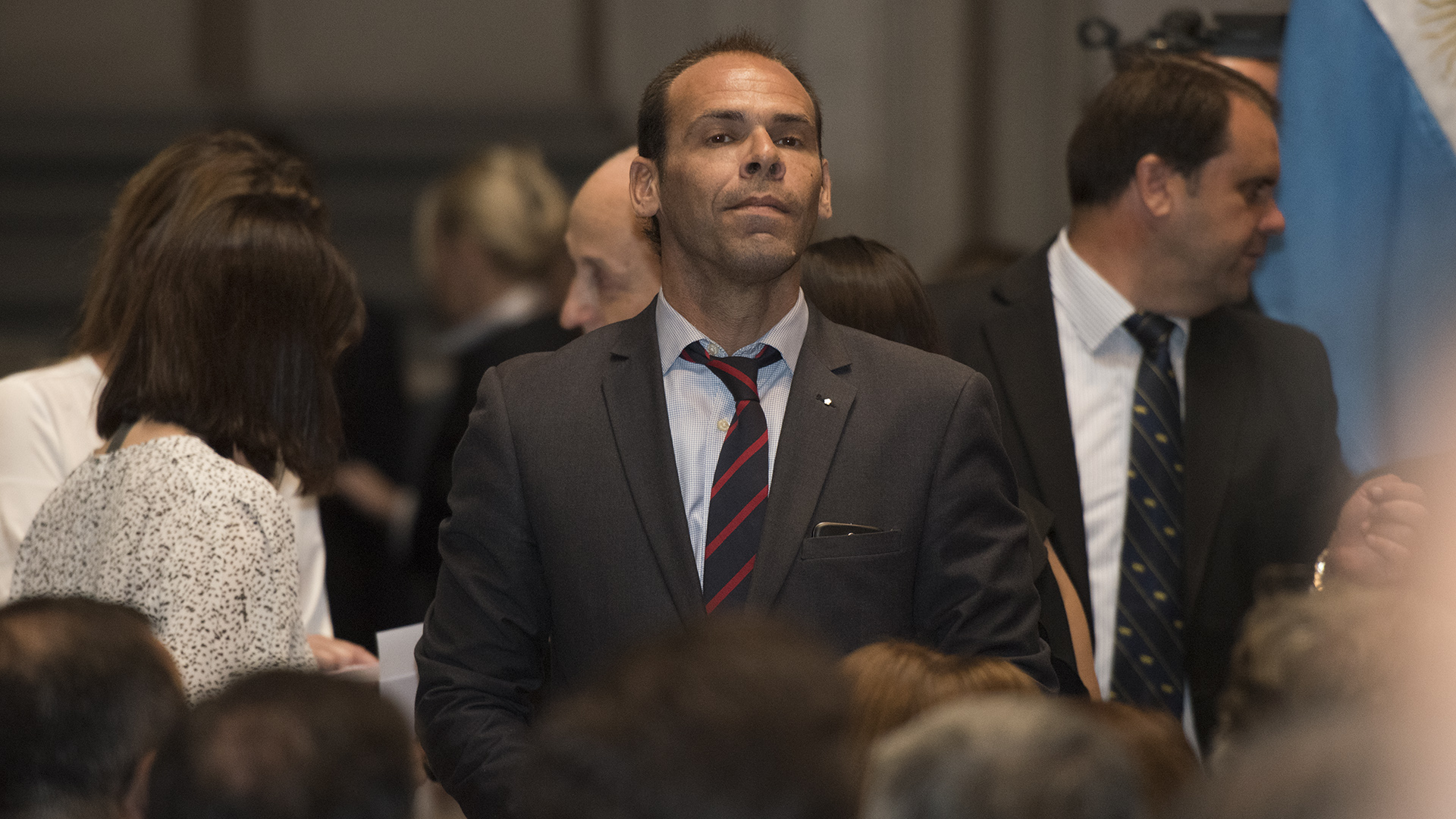 Juan Manuel Montesano, secretario de la Cámara federal de Casación Penal