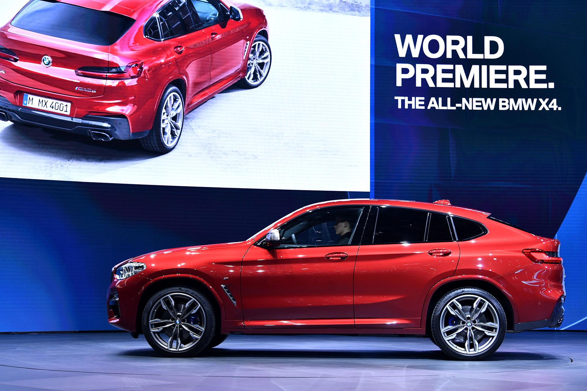 BMW lanzó la segunda generación del X4, el SUV coupé del nivel medio de referencia en el segmento de mayor expansión del mercado. Sin grandes transformaciones, incorpora un diseño más deportivo y audaz con mayor espacio en su interior