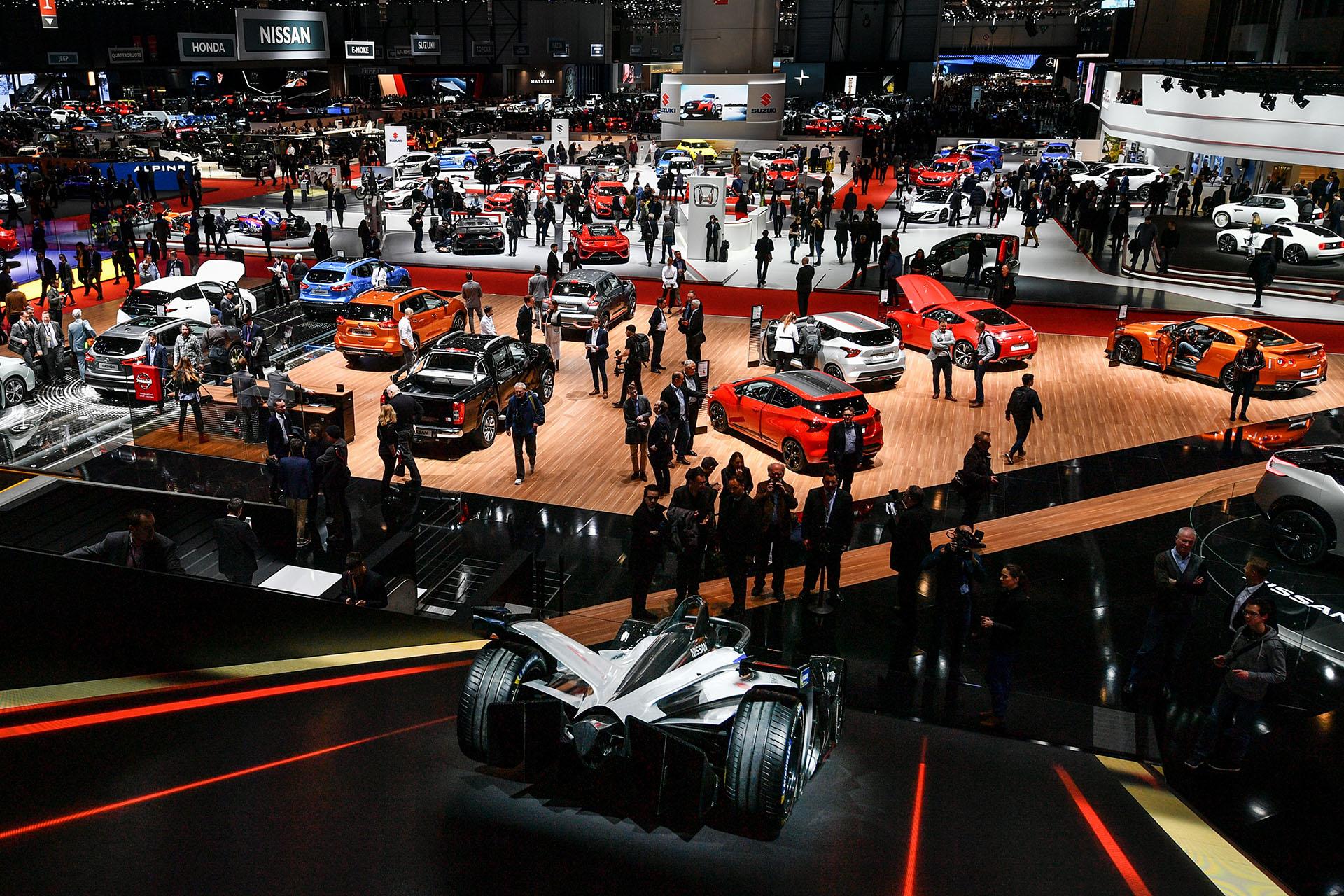 Galeria De Fotos Los Autos Imperdibles Del Salon De Ginebra Infobae