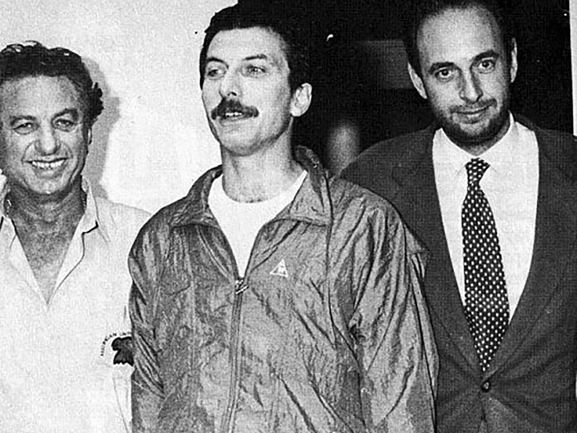 En agosto de 1991 su hijo, Mauricio, fue secuestrado. Pagó una importante suma de dinero por su rescate (DyN)