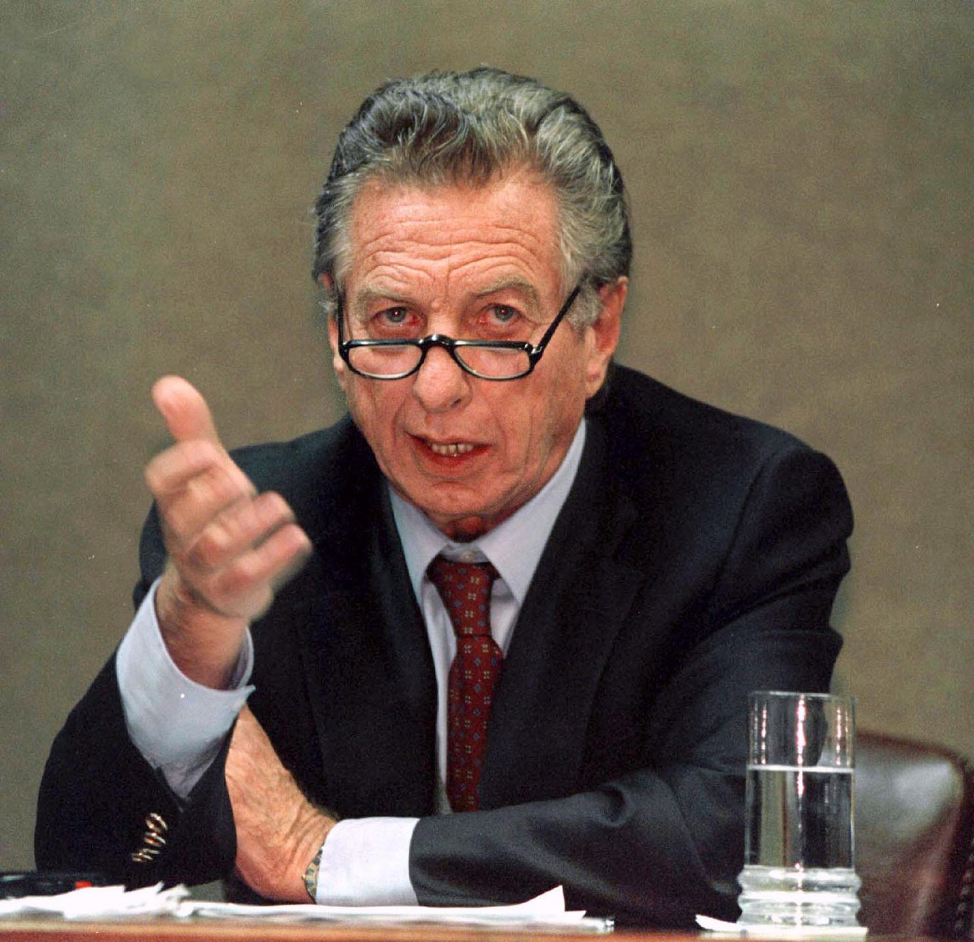 Murió Franco Macri a los 88 años