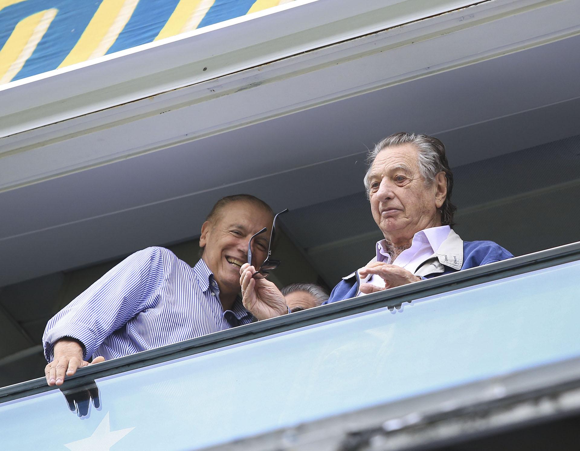 En los años '80, estuvo al frente de la firma automotriz Sevel. Su hijo Mauricio ocupó el directorio (NA)