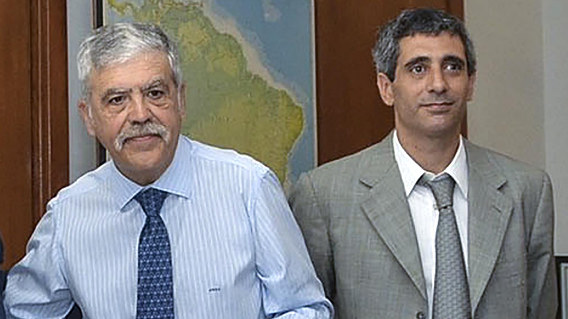 Resultado de imagen para Julio De Vido y Baratta
