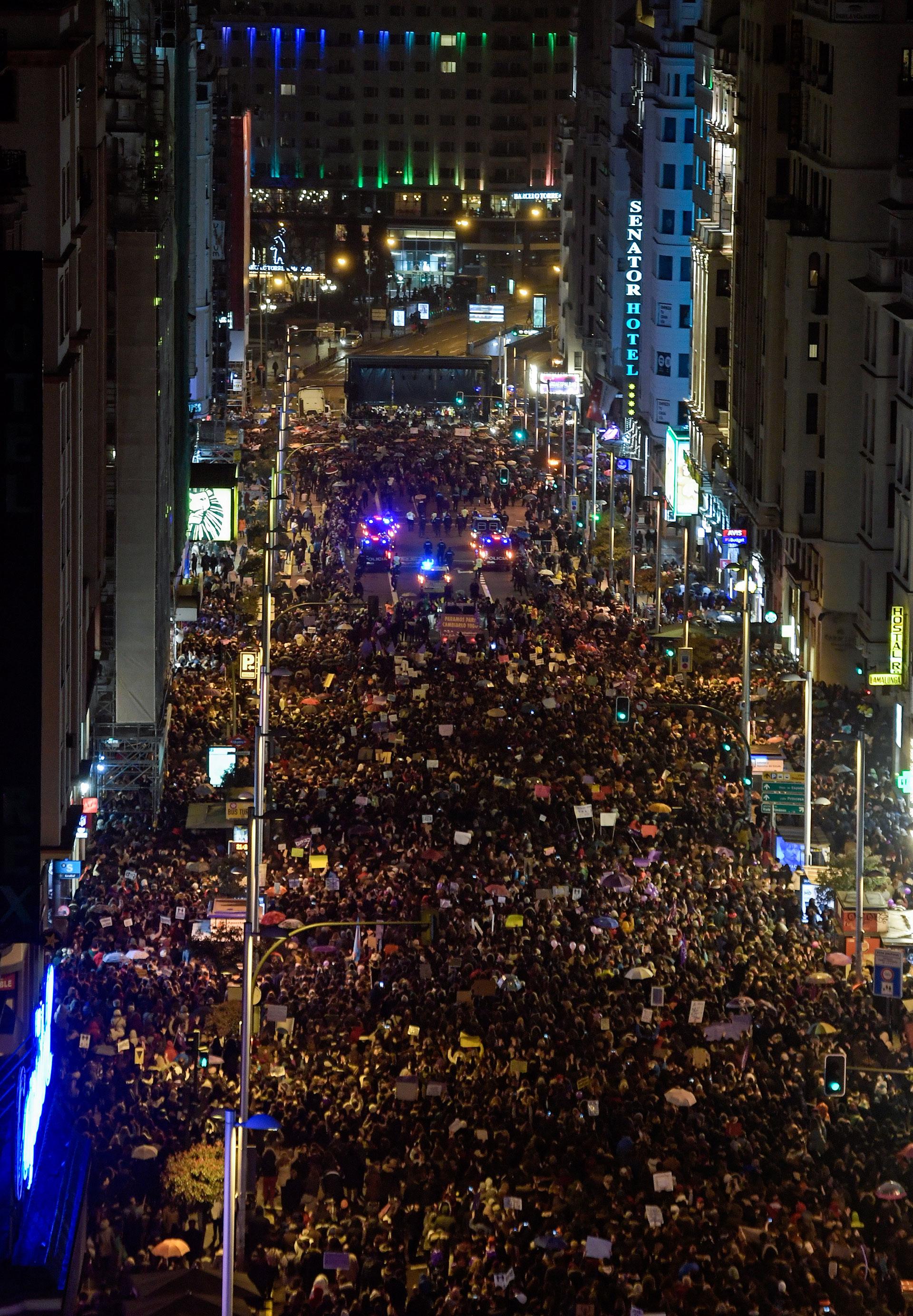 Madrid, España (AFP)