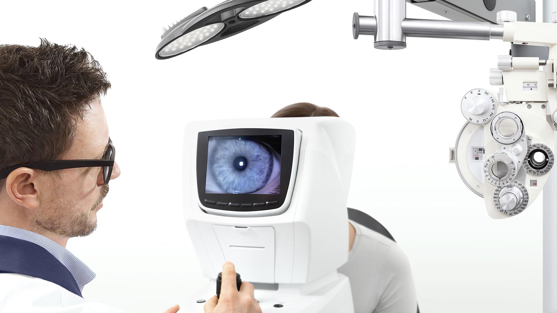 El glaucoma es una enfermedad neurodegenerativa, crónica, que provoca aumento de la presión intraocular (Getty)