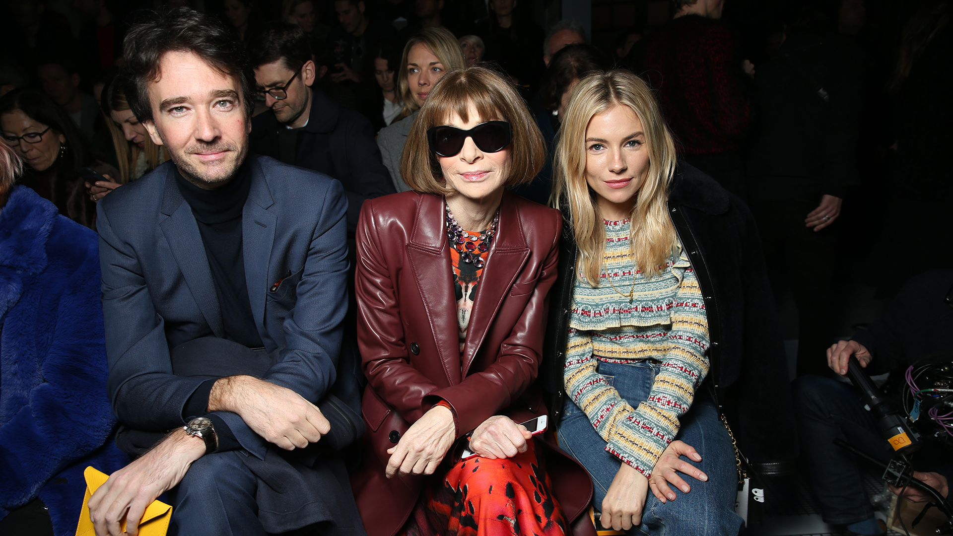 Expertos de moda: Antoine Arnault, Anna Wintour y Sienna Miller