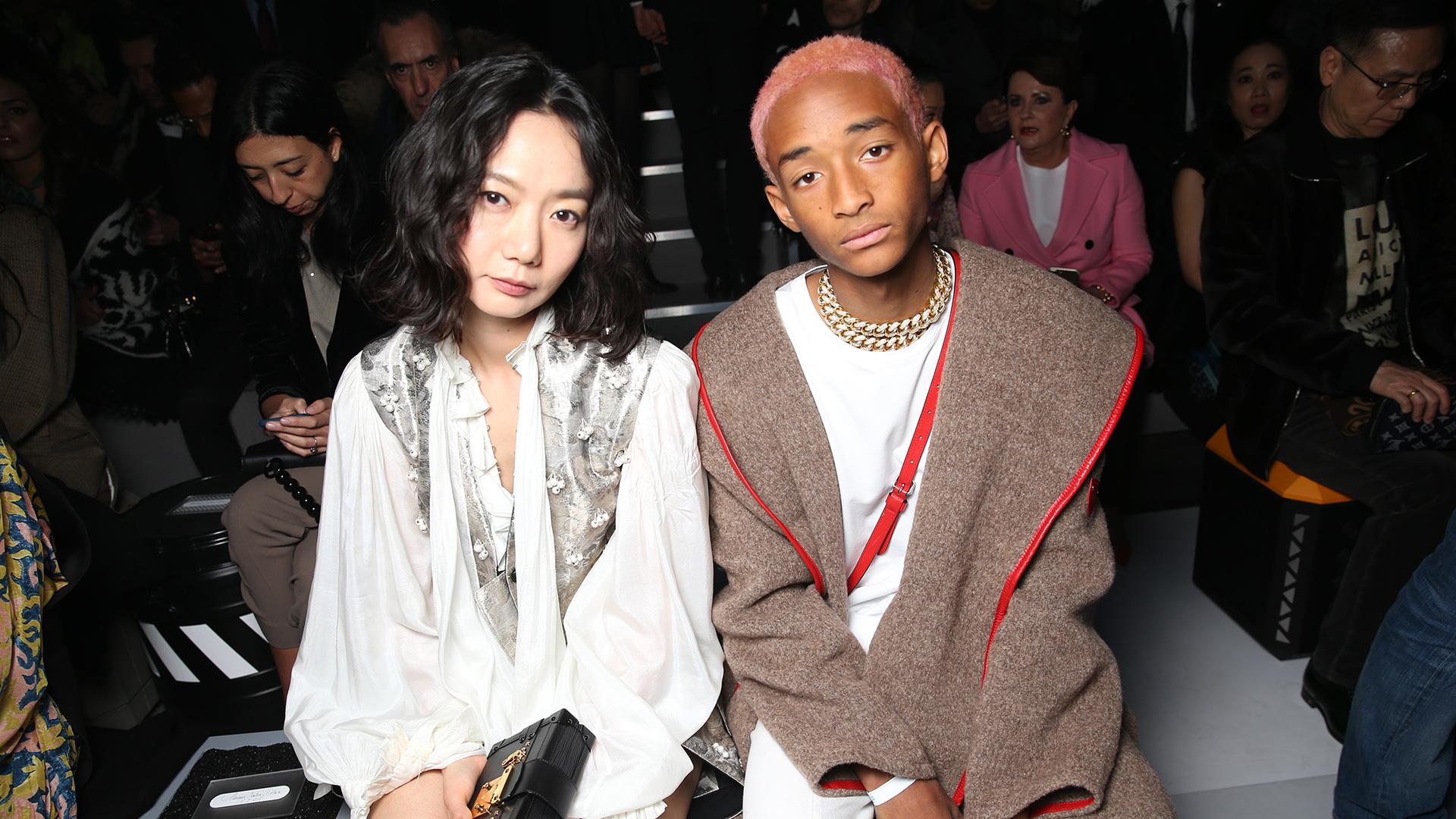 Los actores e influencers Doona Bae y Jaden Smith