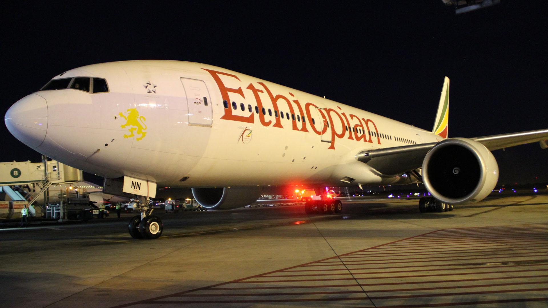 El avión de Ethiopian tuvo un patrón de vuelo similar al de Lion Air