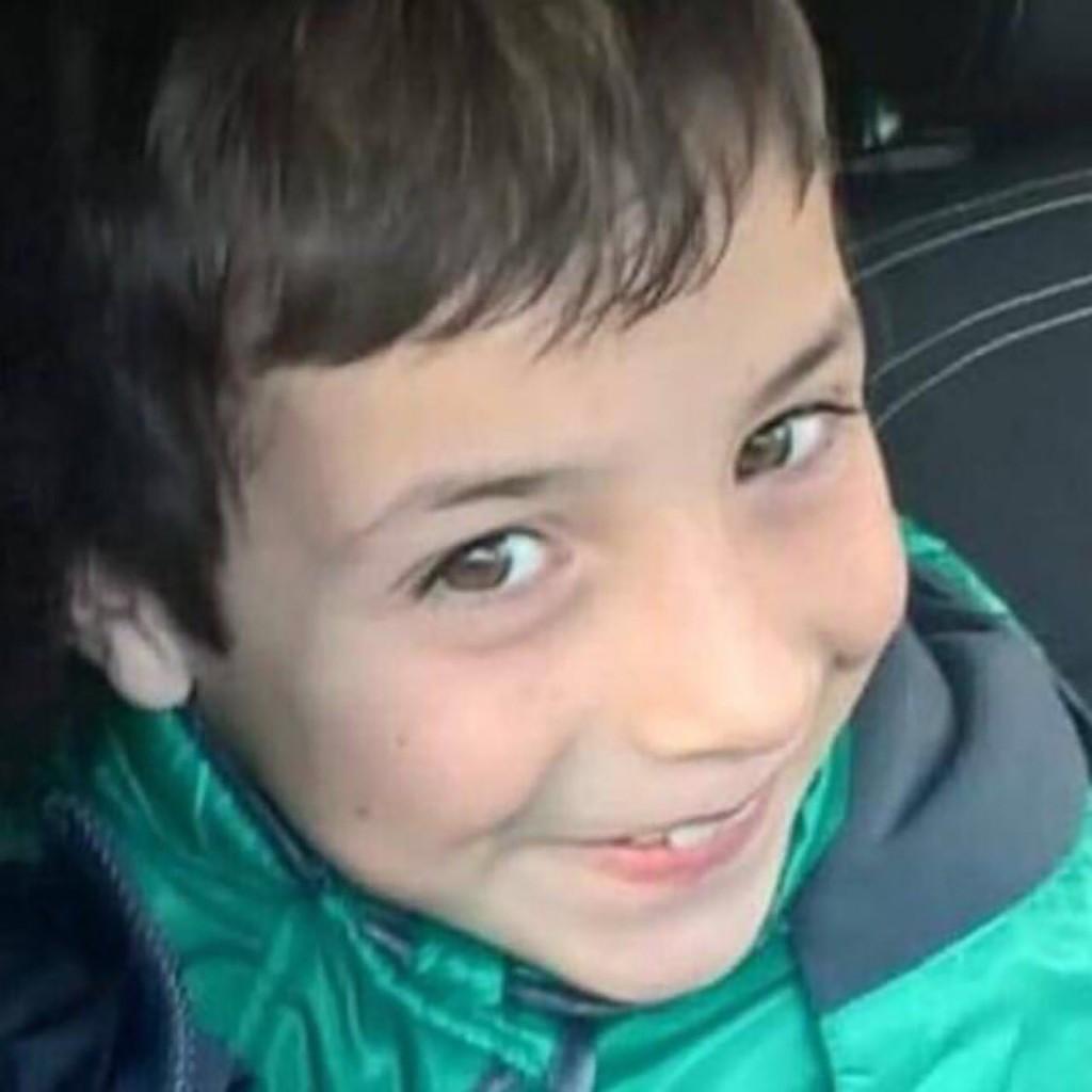 Gabriel Cruz tenía 8 años (Foto: Archivo)