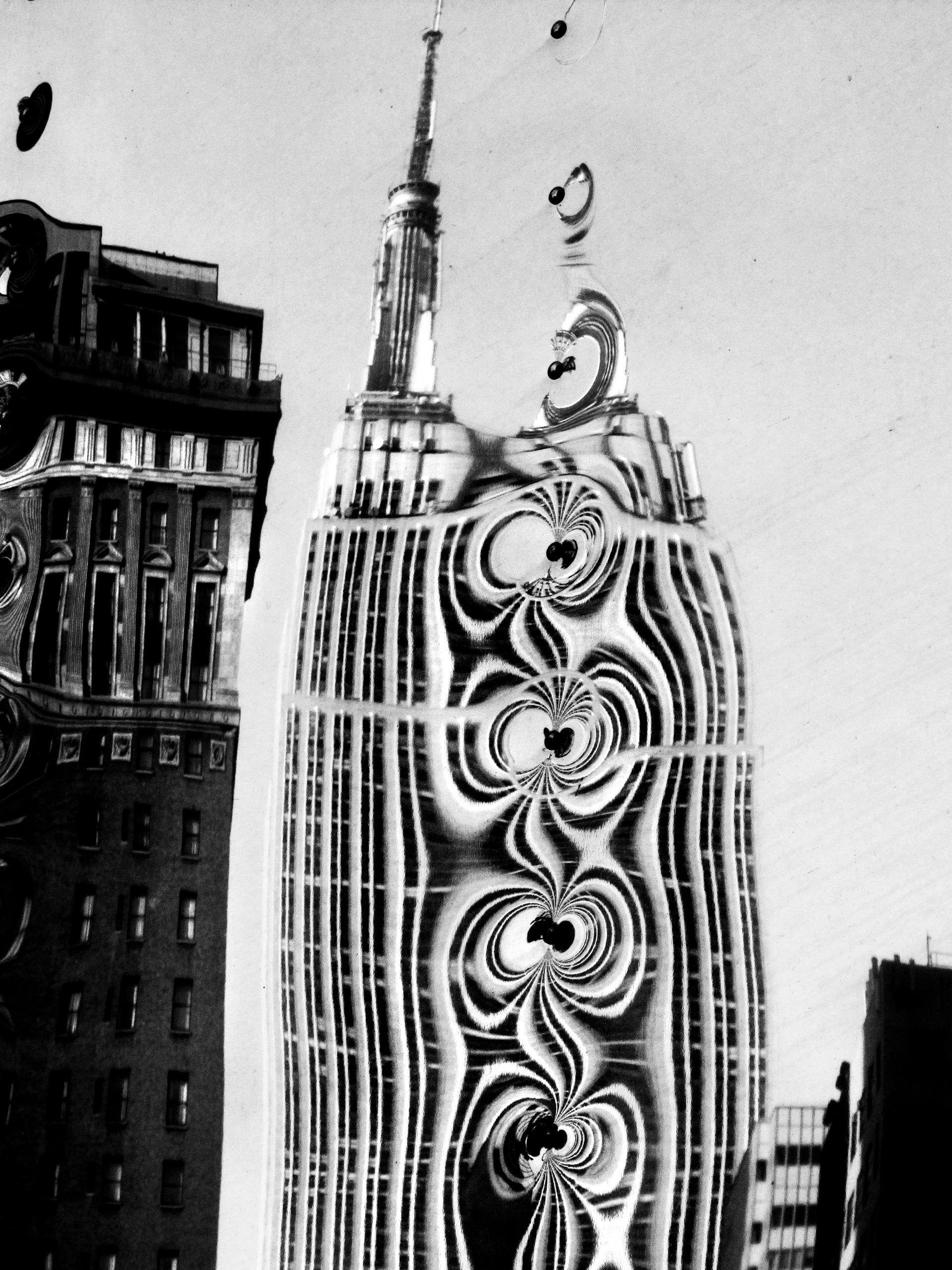 Edificio Empire State, Nueva York, Estados Unidos, 2015. Toma digital