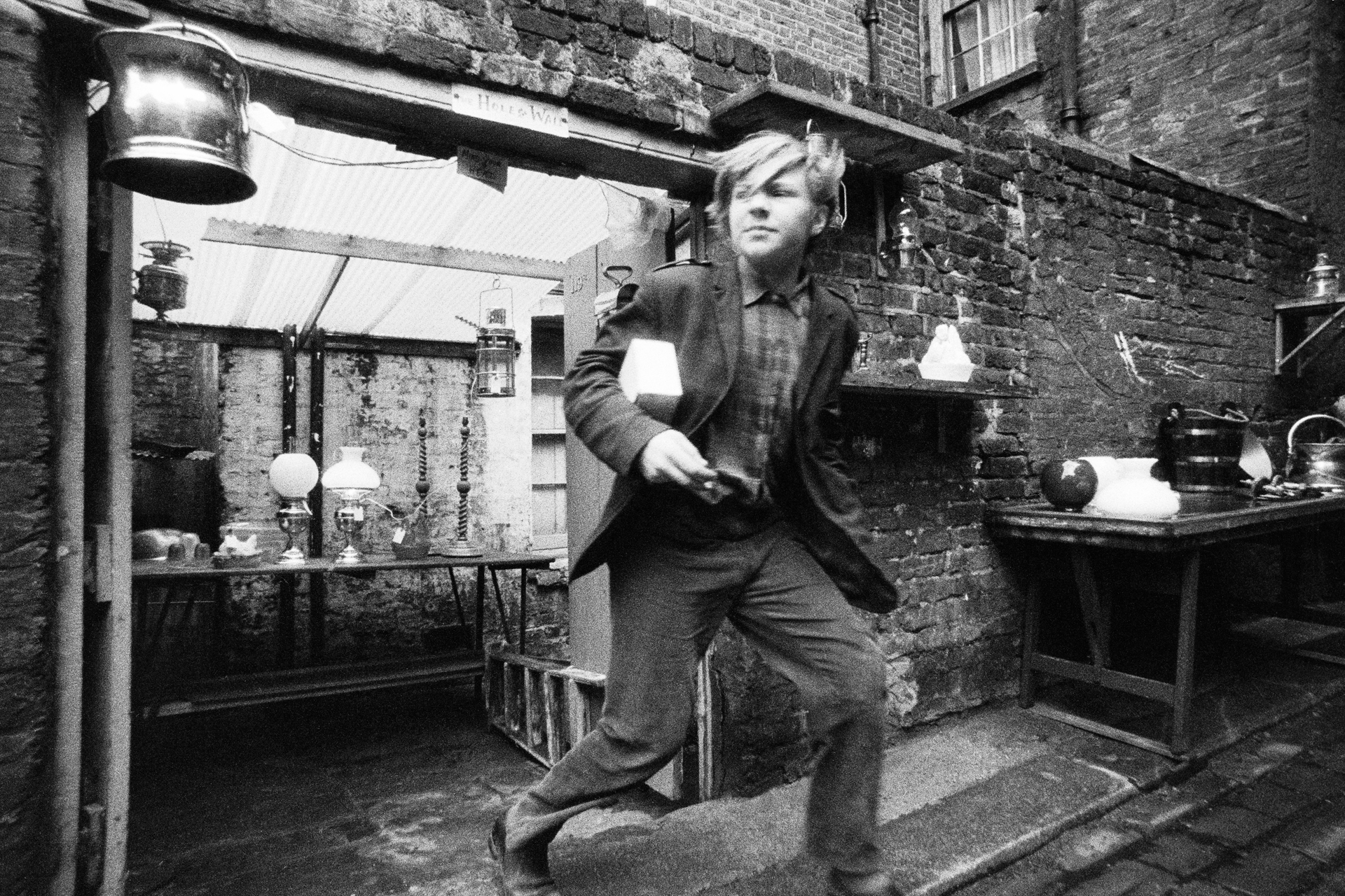 Londres, Inglaterra,1970.Negativo blanco y negro 35 mm