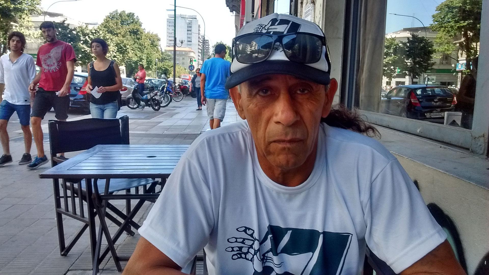 Hugo Ricardo Cardozo, sobreviviente de la Masacre del Pabellón 7 de la Cárcel de Devoto