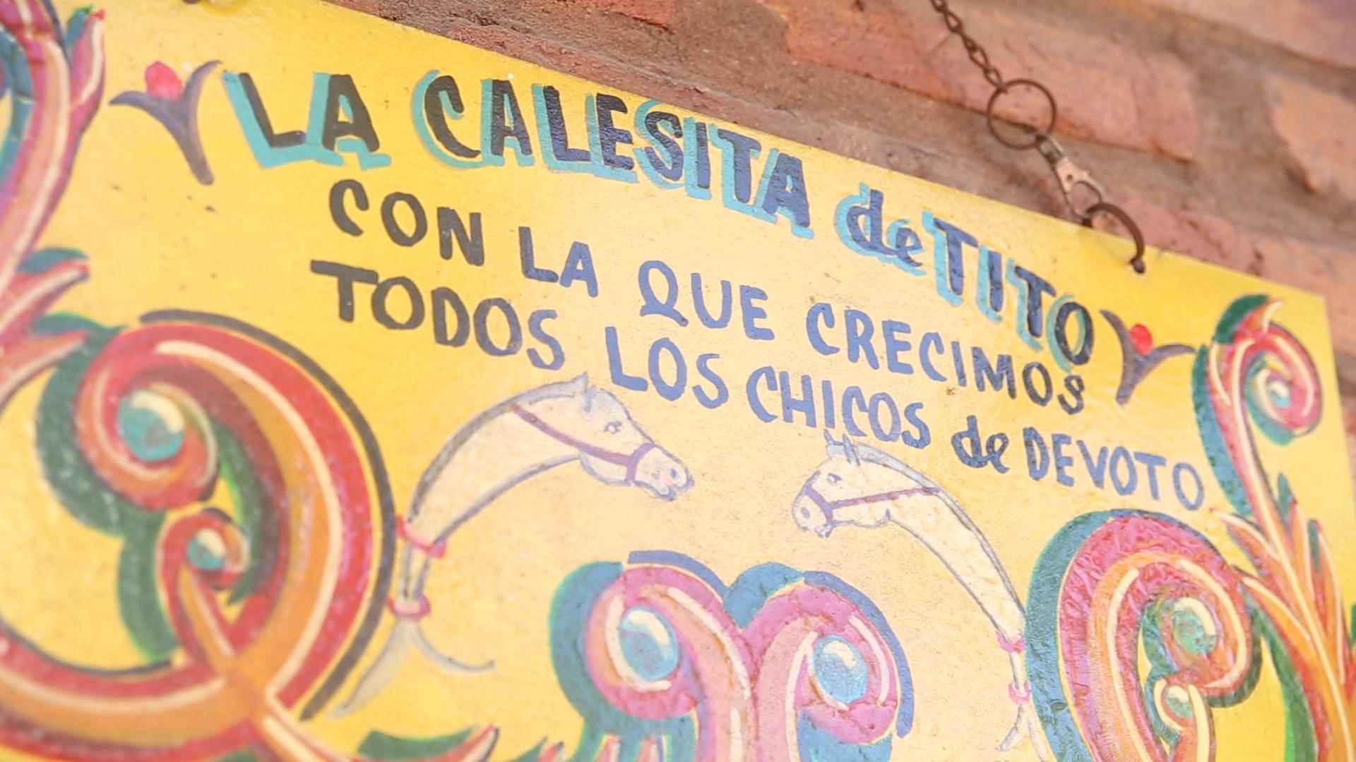La calesita de Tito, una tradición que traspasó generaciones