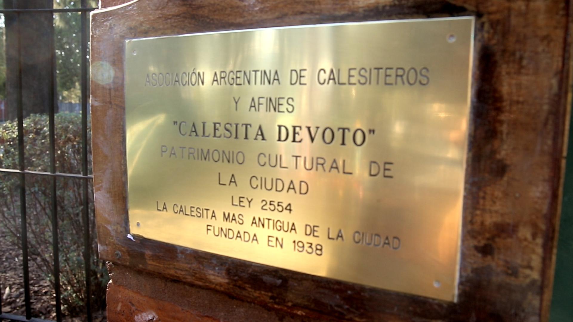 La calesita de Devoto es la más antigua que está en funcionamiento en la Ciudad