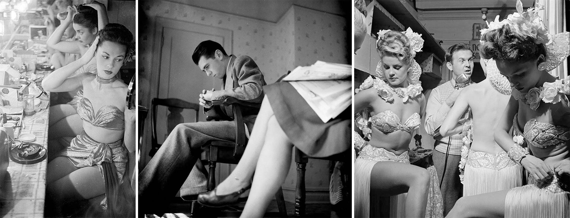 """""""Chicas del Copacabana"""" (1948), Esperando al dentista (1947) y Johnny Grant (1946)"""