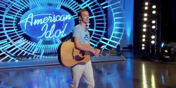 Benjamin Glaize buscaba convertirse en la nueva estrella de American Idol