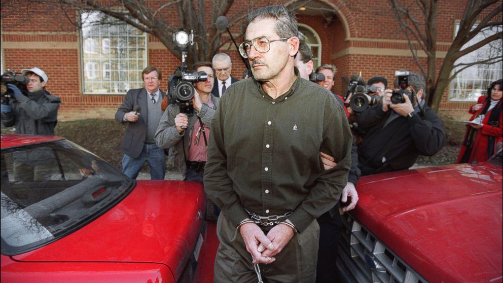 Aldrich Ames fue detenido en 1994 luego de varios años de investigación