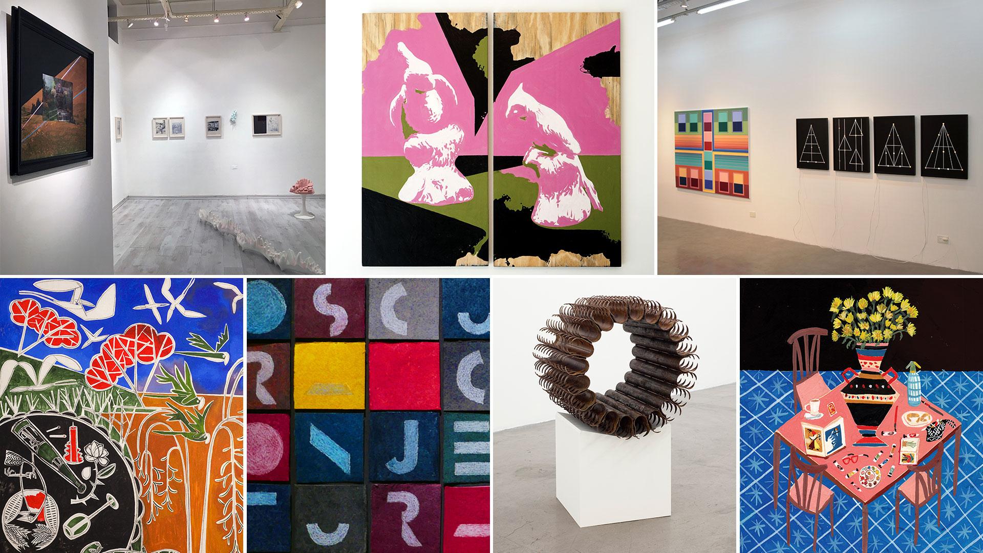 Exposiciones de diferentes temáticas, que invitan a la reflexión