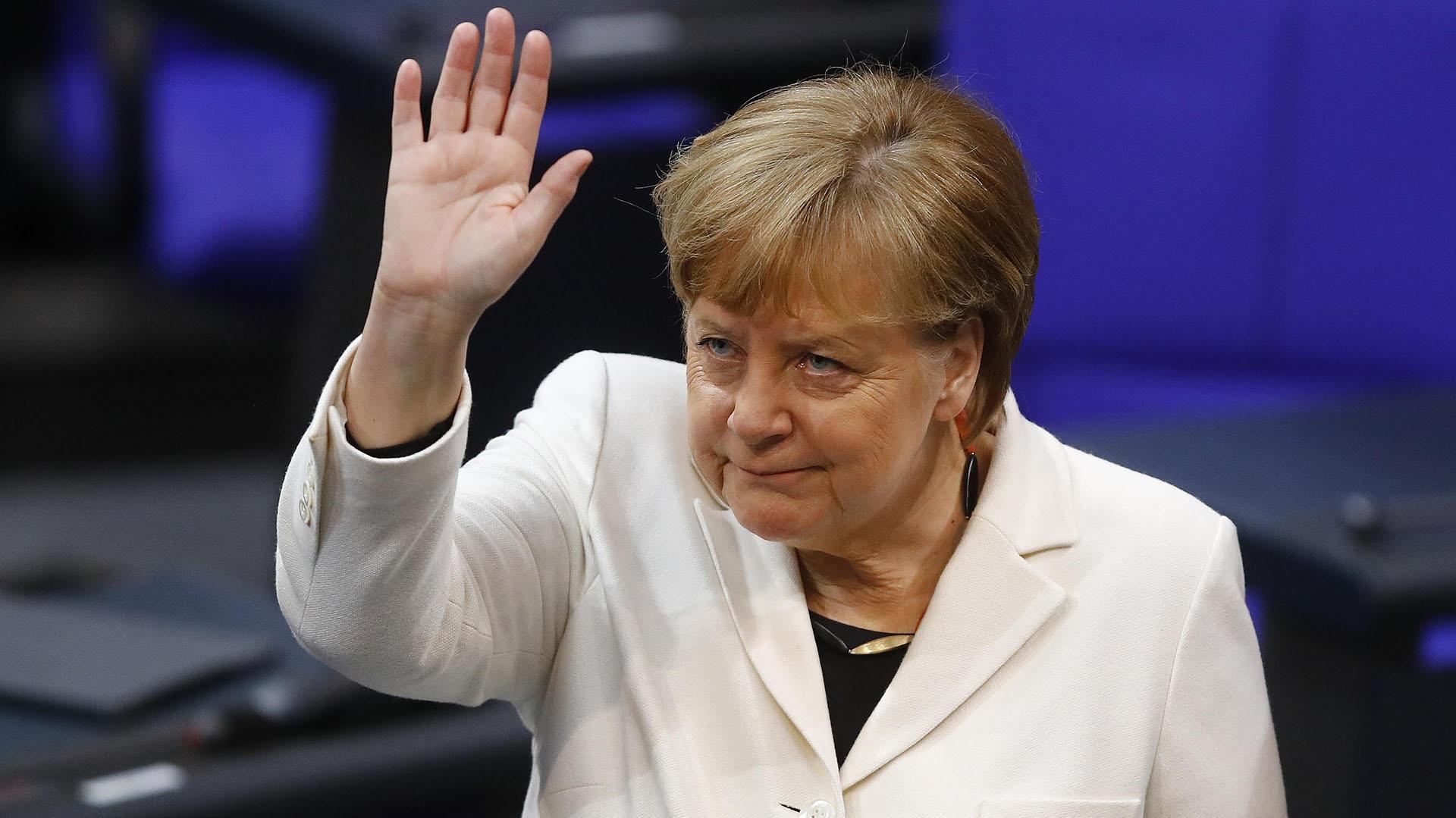 La canciller encarará su cuarto mandato al frente de la primera economía de Europa (Reuters)