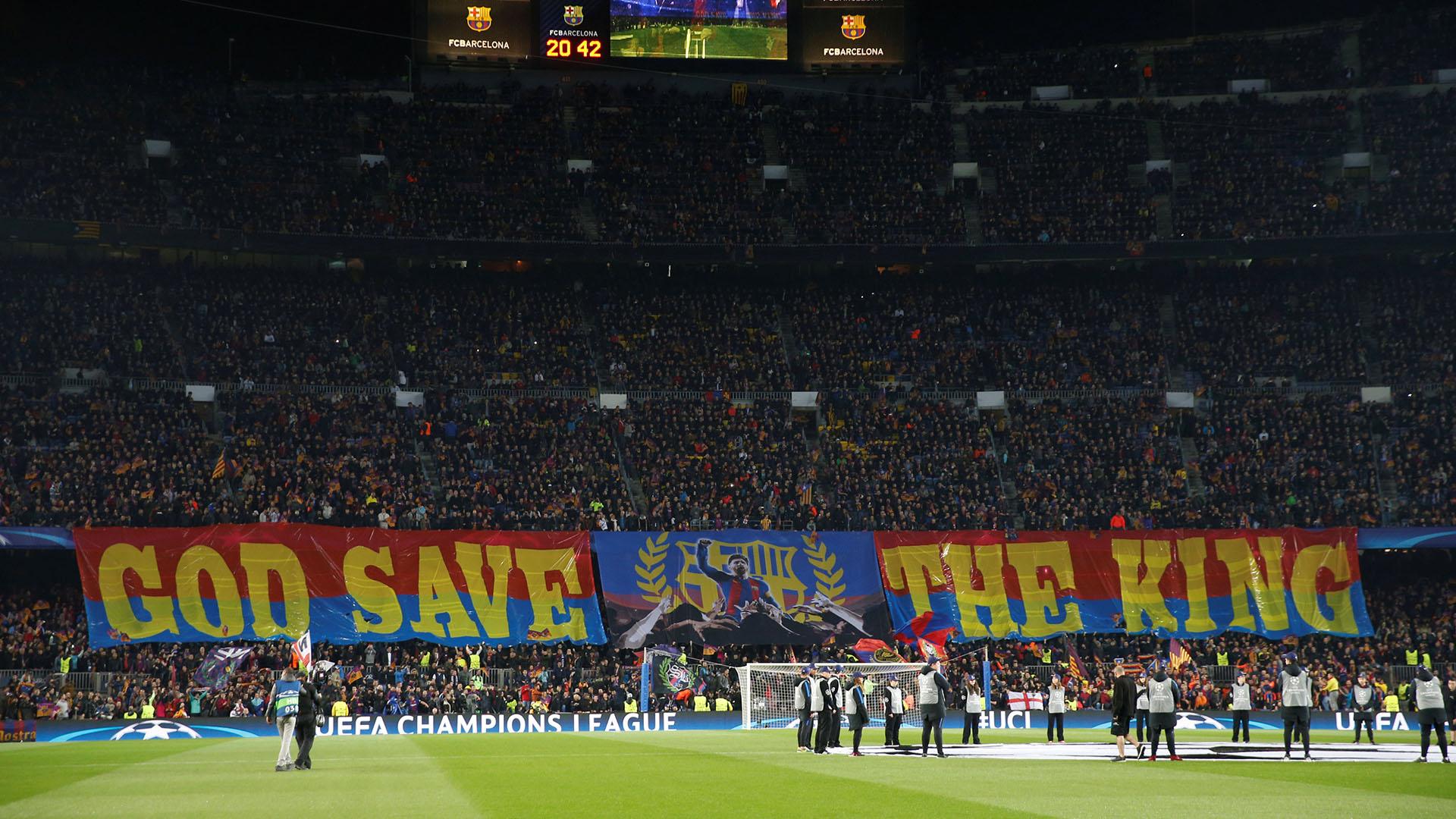 El Camp Nou será el escenario de un nuevo Clásico de España