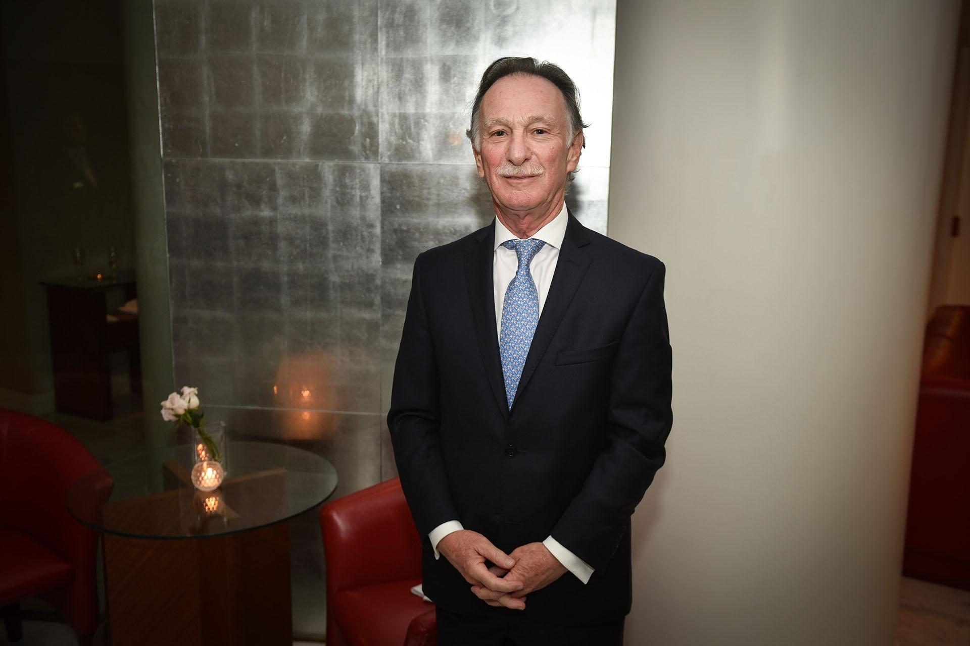 Gustavo Weiss, presidente de la Cámara Argentina de la Construcción