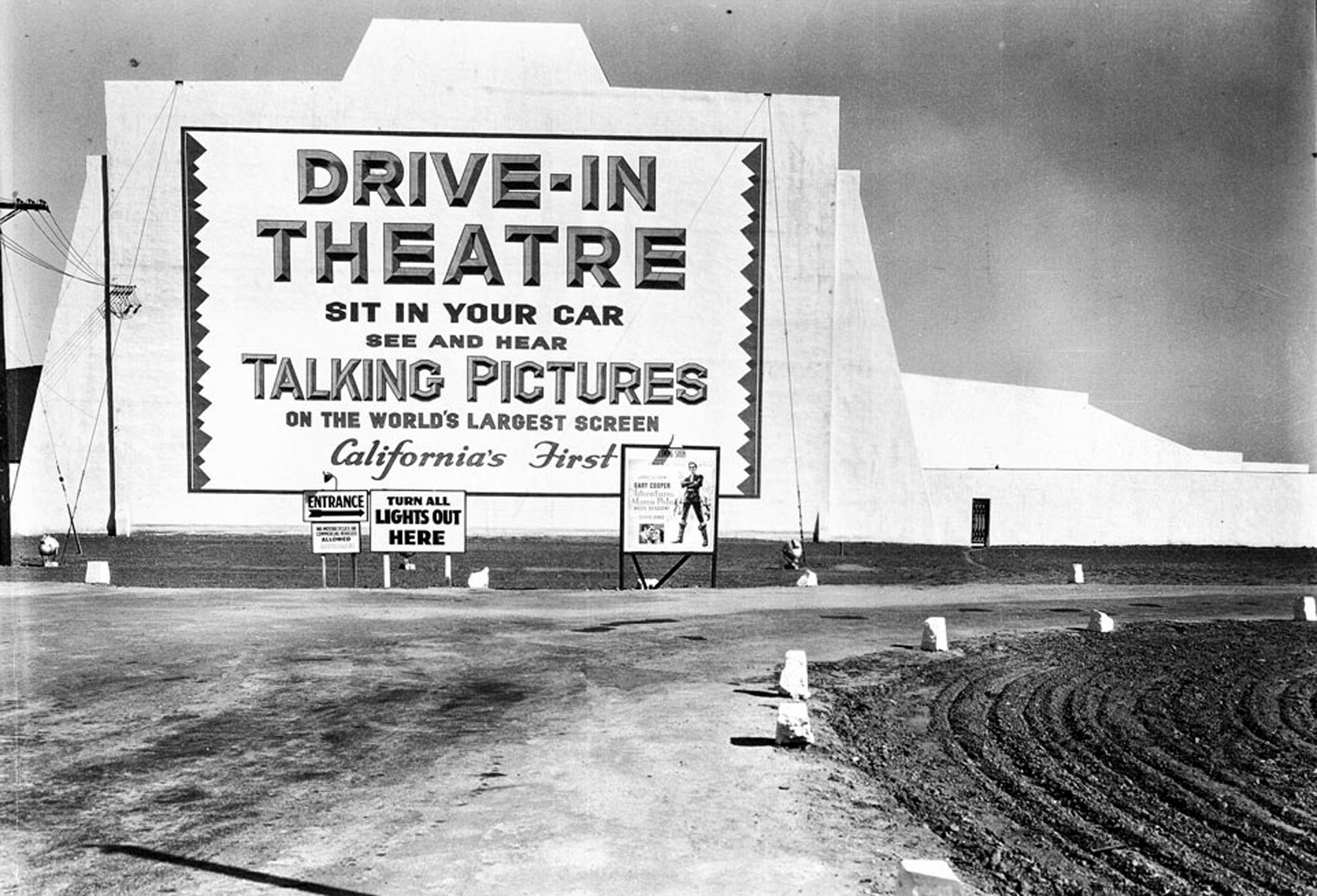 El concepto de cine abierto aun gusta en EEUU