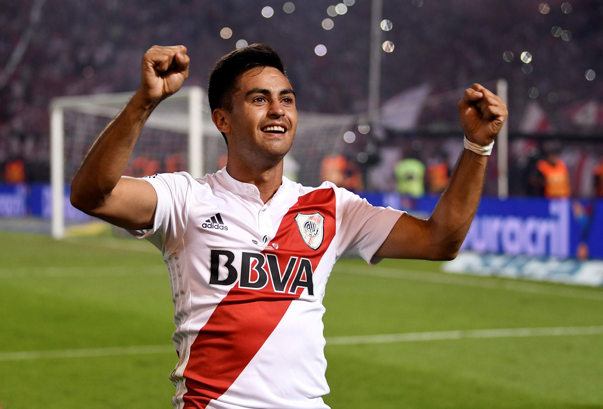 Gonzalo Martínez (REUTERS/Gustavo Garello)