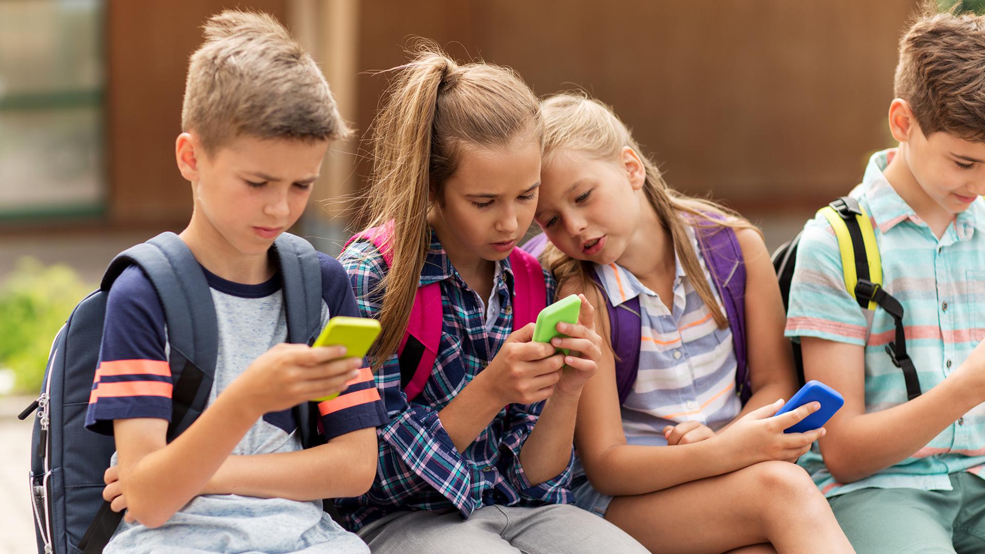 La sexta parte de los niños sufre una ansiedad grave, según el nuevo estudio.(Getty)