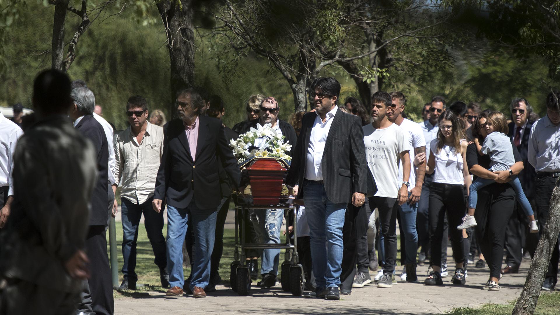 Luis Brandonitrabajó en varias oportunidades con Emilio Disi y eran amigos cercanos