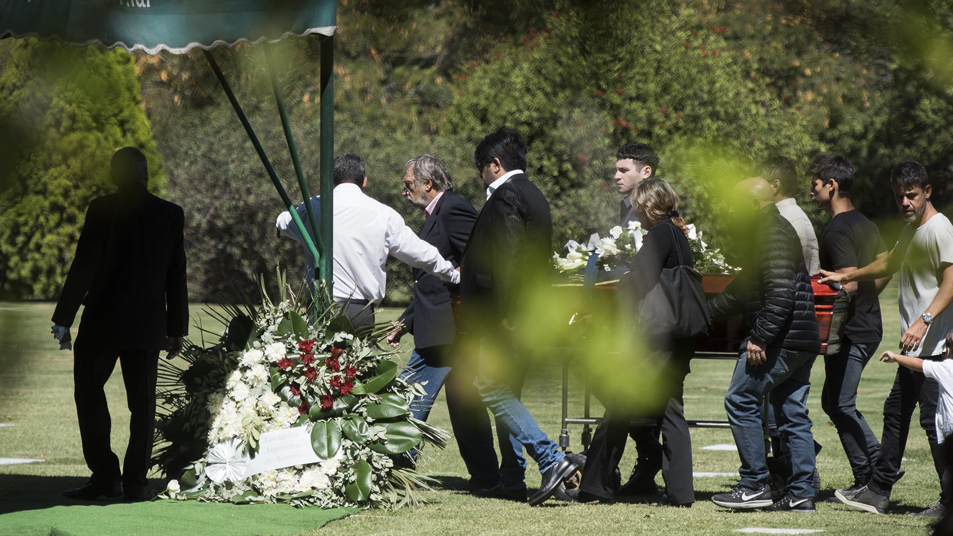El último adiós a Emilio Disi