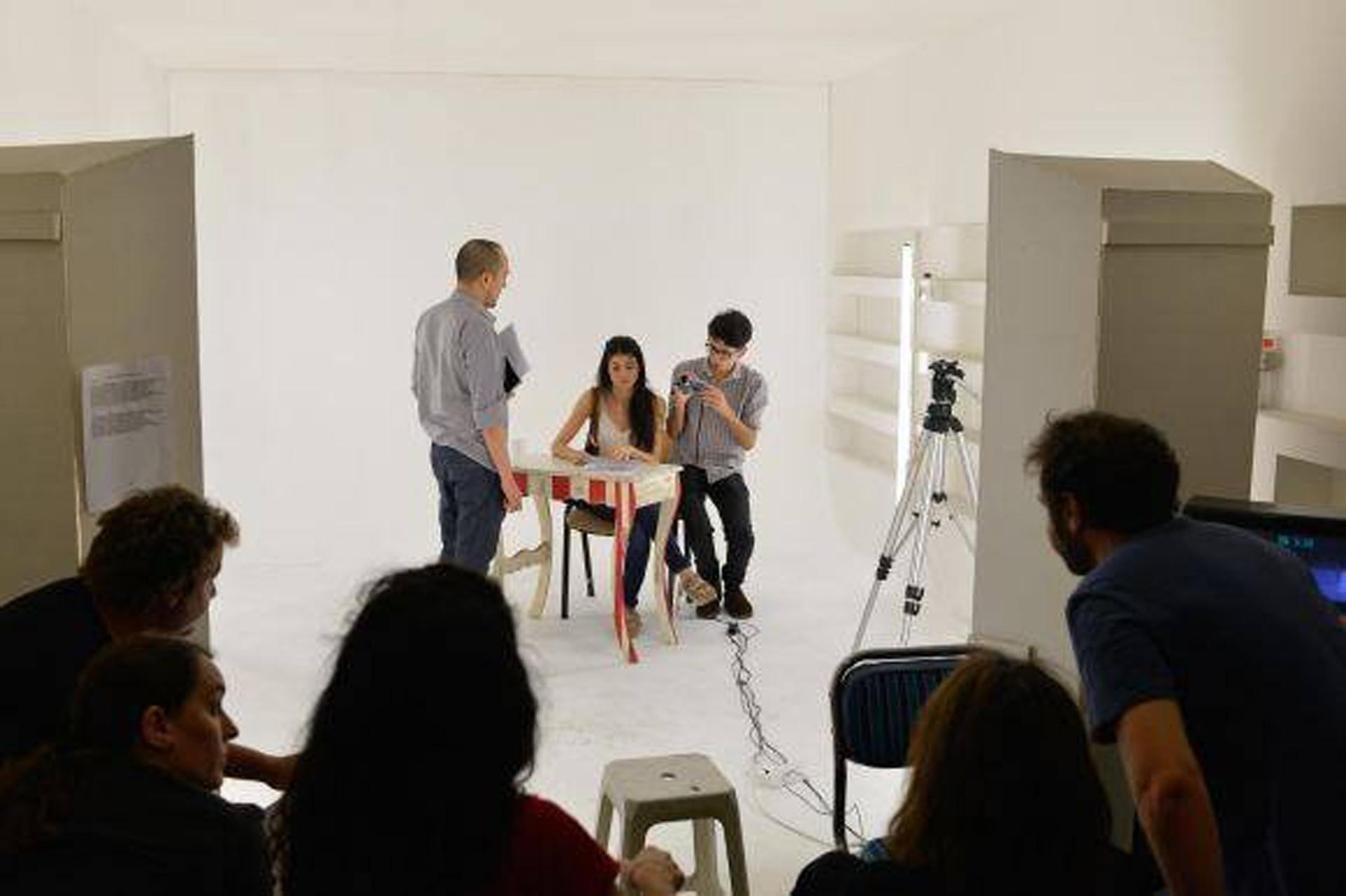 El seminario esta destinado a actores, modelos publicitarios, estudiantes de actuación