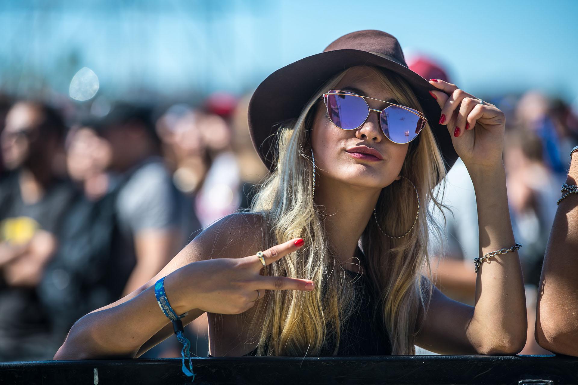 Imágenes del Lollapalooza 2018