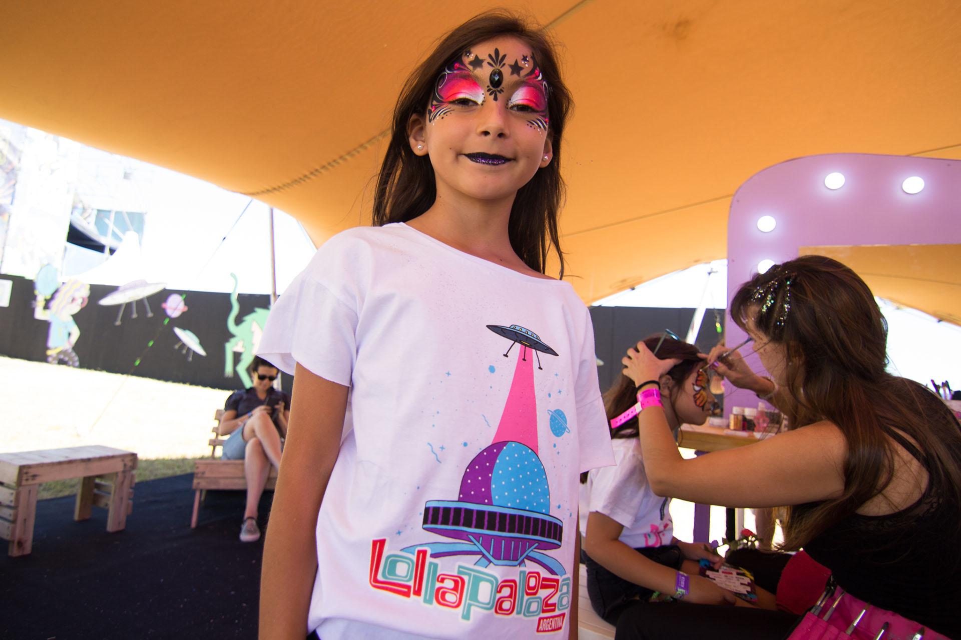 El Kidzapalooza del Lollapalooza 2018