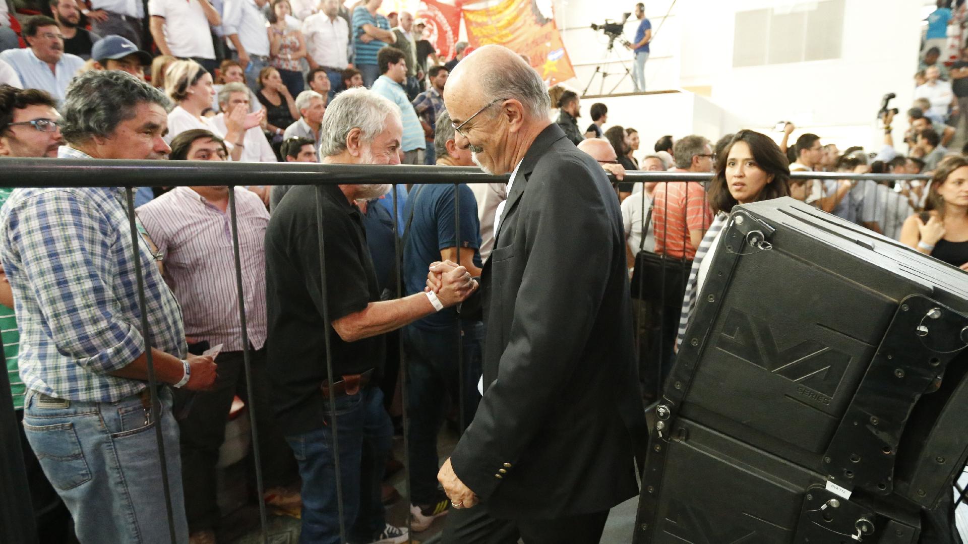 El ex ministro de Trabajo, Jorge Tomada