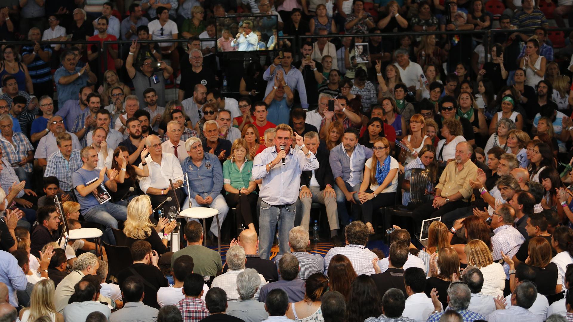 En el Congreso estarán la mayoría de los dirigentes que participaron del encuentro en San Luis que organizó Alberto Rodríguez Saá