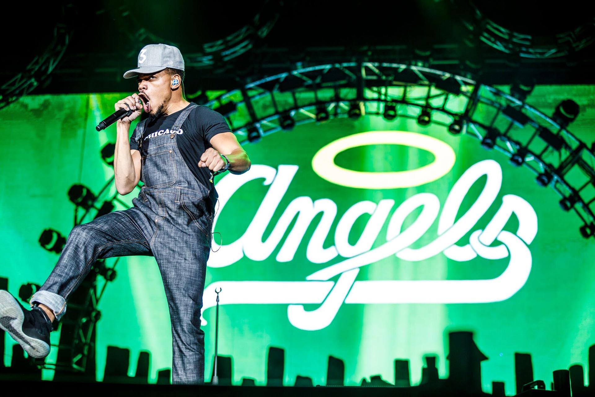 Chance The Rapper en Lollapalooza 2018