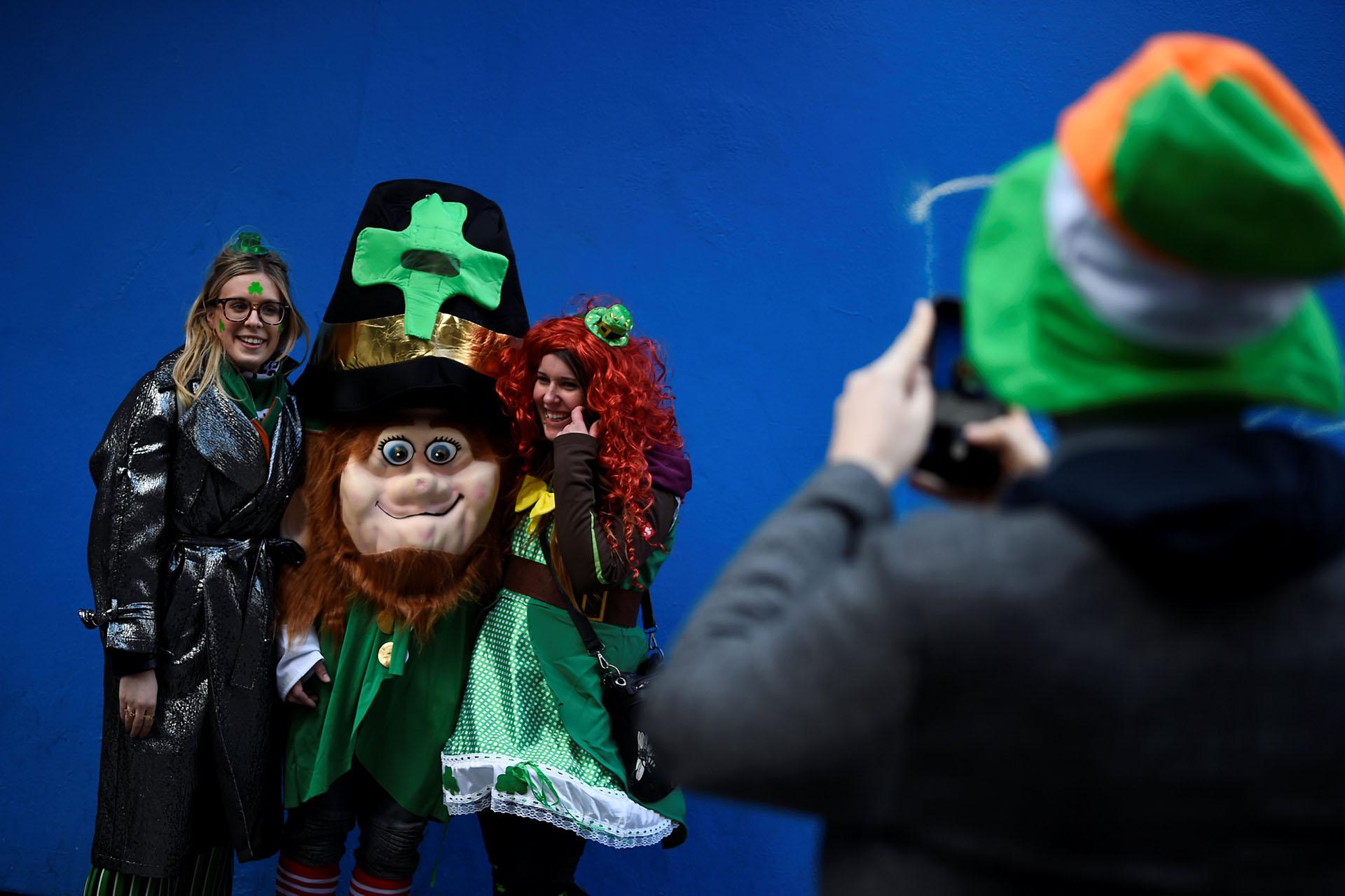 Dublin, Irlanda (REUTERS/Clodagh Kilcoyne)